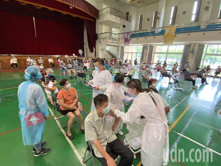 7月1日起新冠肺炎(2019冠狀病毒疾病,COVID-19)疫苗擴大接種,地方政...