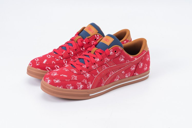 ASICS與CHUMS聯名系列AARON CH CN鞋2,380元。圖/ASIC...