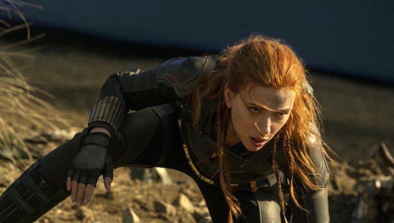 思嘉莉約翰森將於今年7月正式帶來新片「黑寡婦」。圖/迪士尼提供