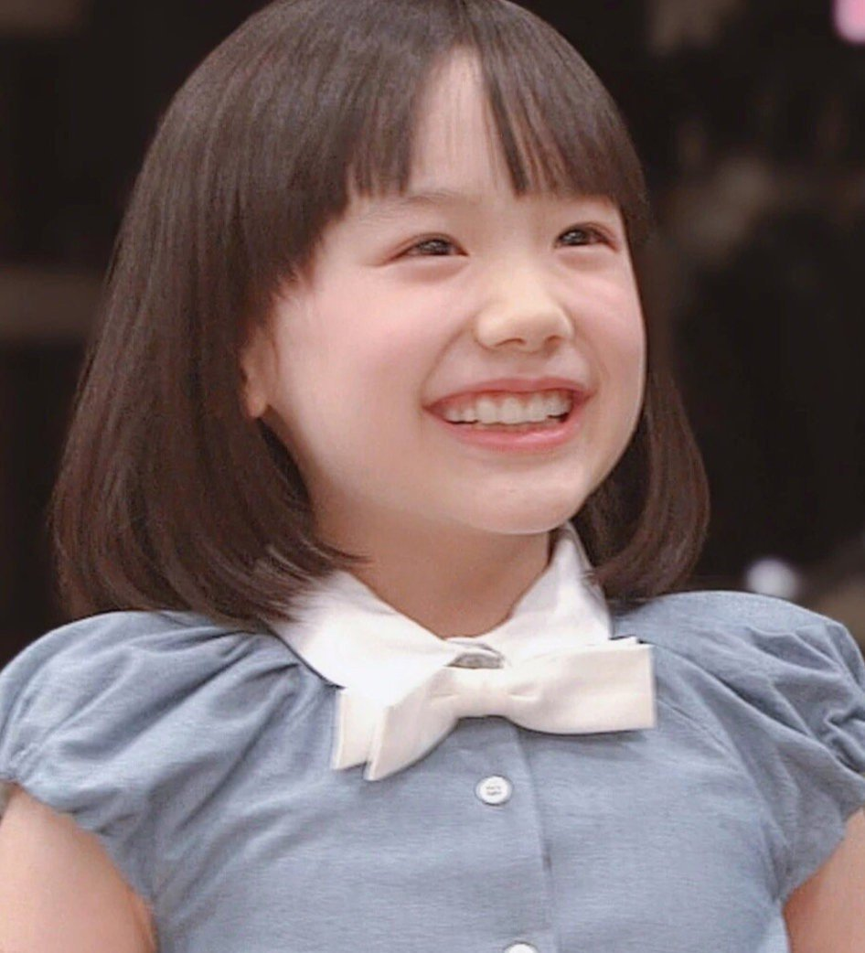 蘆田愛菜小時後被譽為天才童星。 圖/擷自微博