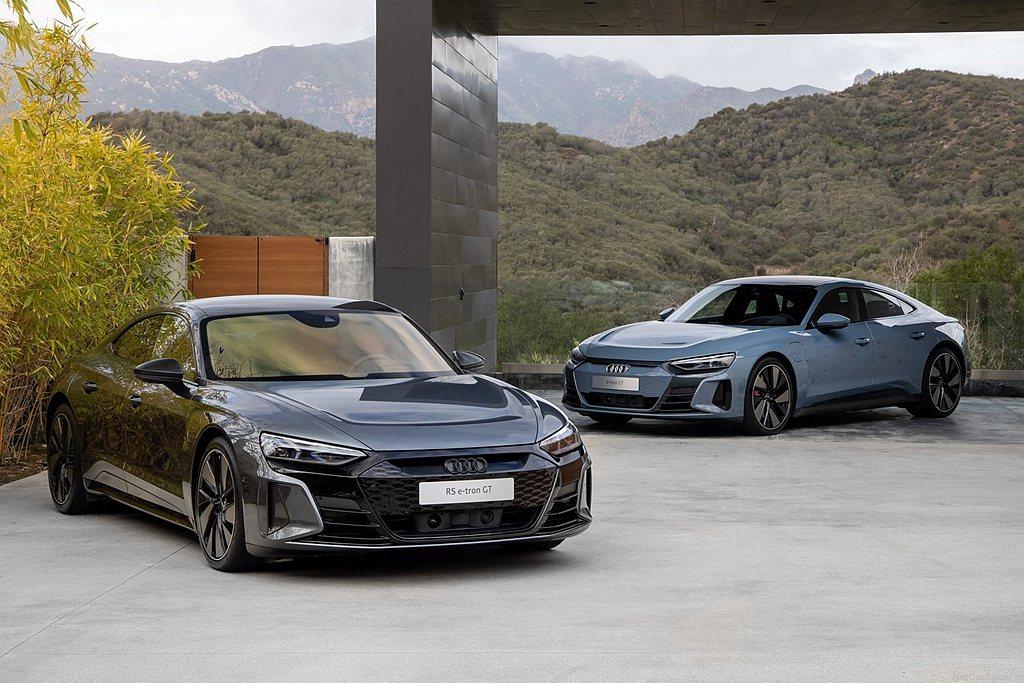 Audi e-tron GT不僅富饒駕馭樂趣的同時,亦適合做為日常移動的品味座駕...