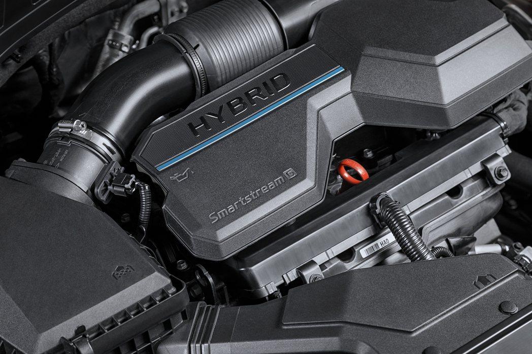 小改款Hyundai Santa Fe首度搭載全新Smartstream 1.6...