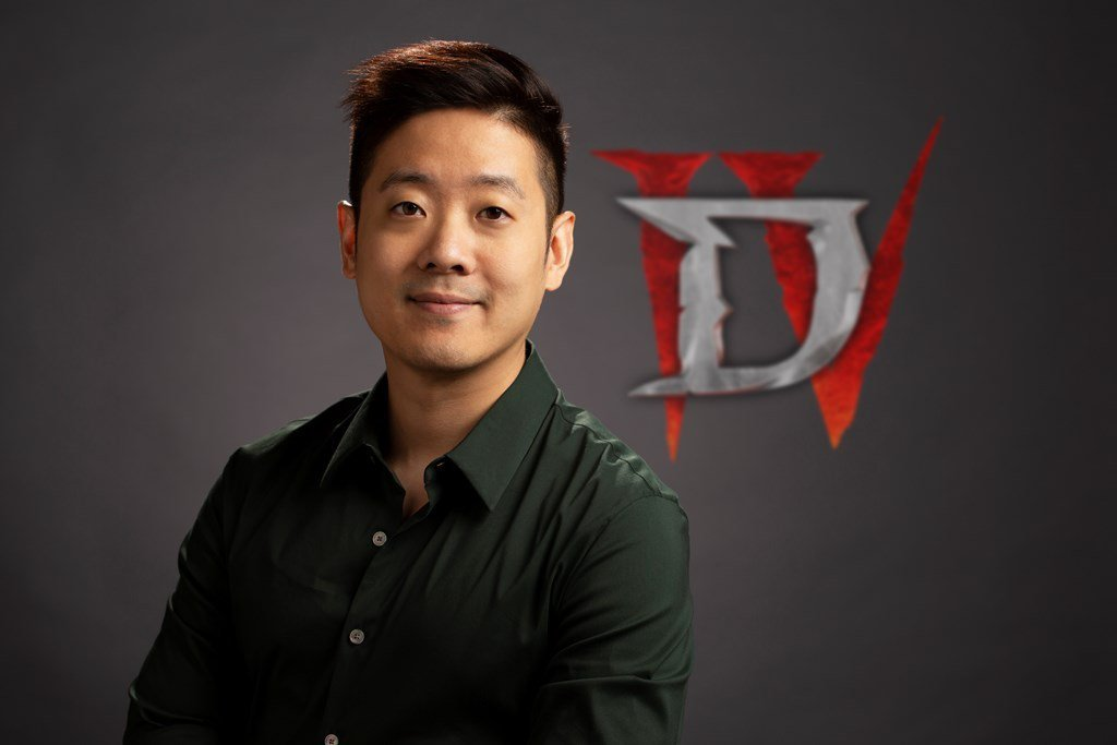 David Kim。 取自暴雪官方