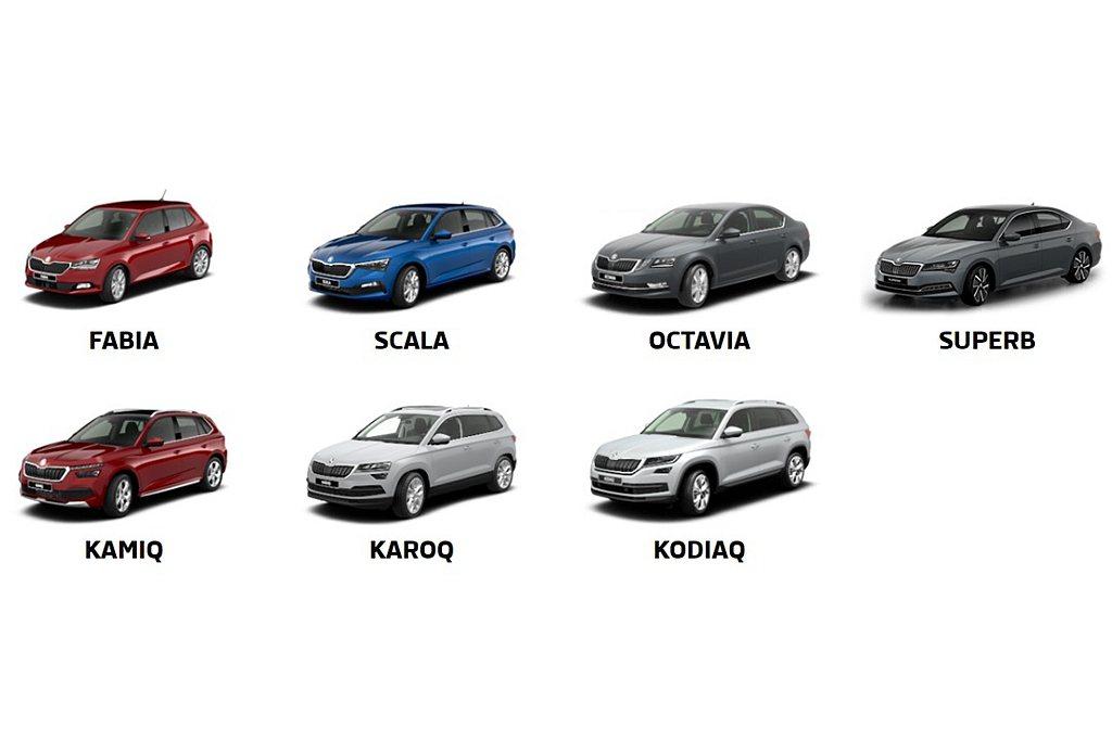 SKODA今年第一季就以2,060台的掛牌數刷新品牌在台銷售紀錄,比去年同期成長...