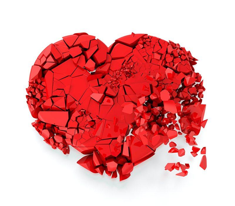 感情路不好走,透過心理測驗,就能瞭解自己容易犯下的錯。圖片來源/ingimage