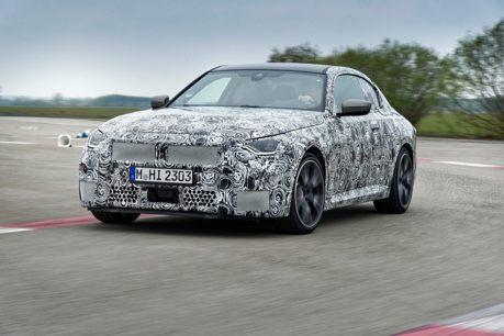 大改款後驅跑車BMW 2 Series Coupe Goodwood速度嘉年華預約發表!