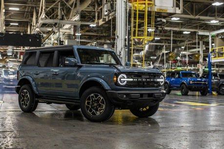 晶片繼續缺! Ford八座工廠本月減班停工大減產