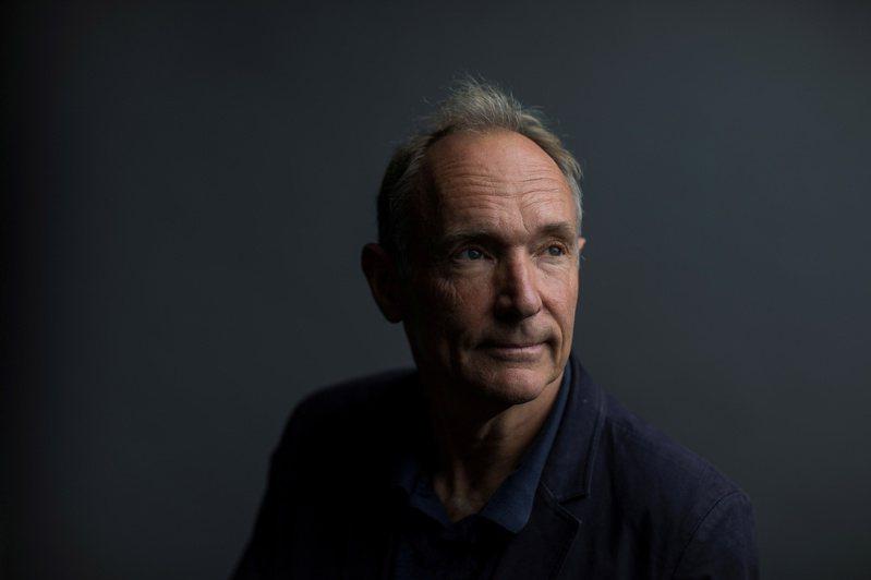 全球資訊網發明人Tim Berners-Lee。路透