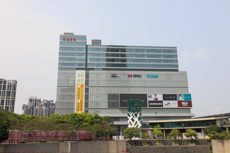 經過38天的自主暫停營業後,宏匯廣場7月1日恢復全館營業。本報資料照片