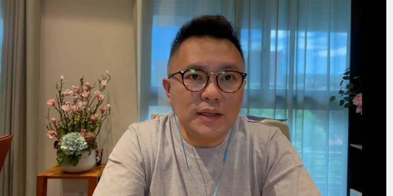 台北市議員張斯綱說,台北市疫情處於關鍵時刻,在疫情期間,市府各局處間的聯繫、協調和專業判斷,衛生局長都扮演重要角色。圖/張斯綱提供