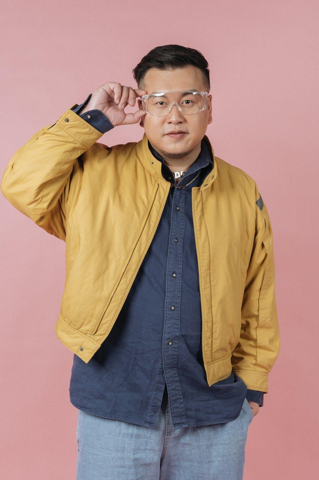 新人DAPUN大胖是南加大電機碩士。圖/The Punch Production...