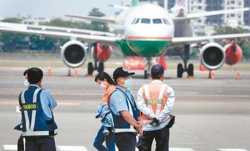 國內機票可能調漲,回到一年前的價格。本報資料照片