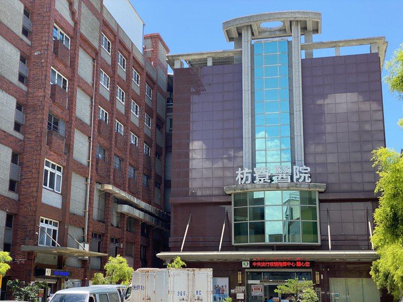 屏東縣枋寮醫院今仍持續關閉急門診。記者劉星君/攝影
