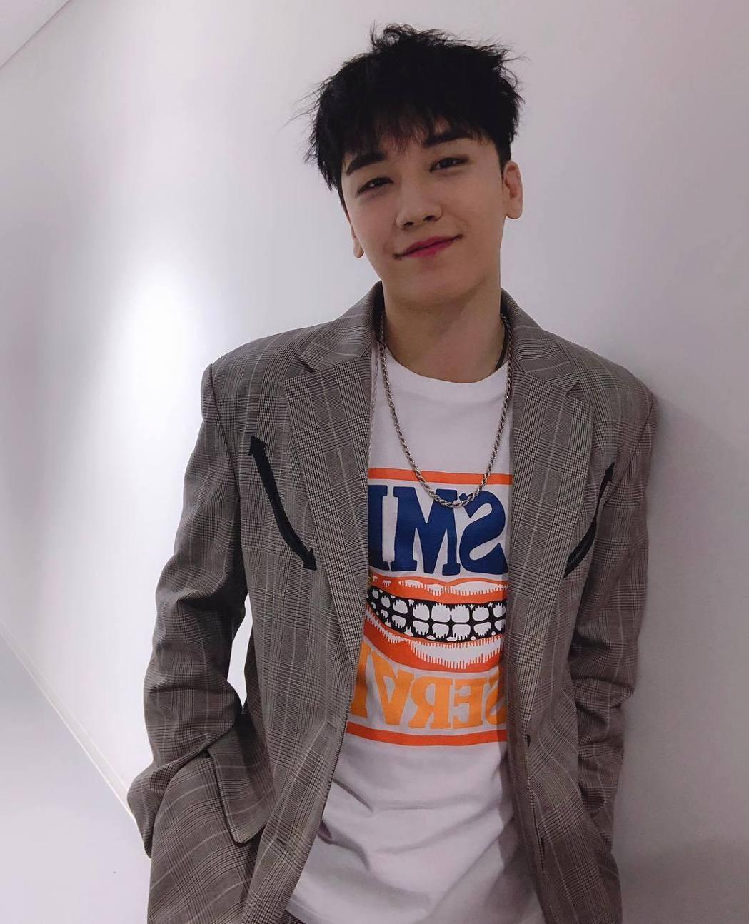BIGBANG前成員勝利遭軍事法院求刑5年。圖/擷自IG