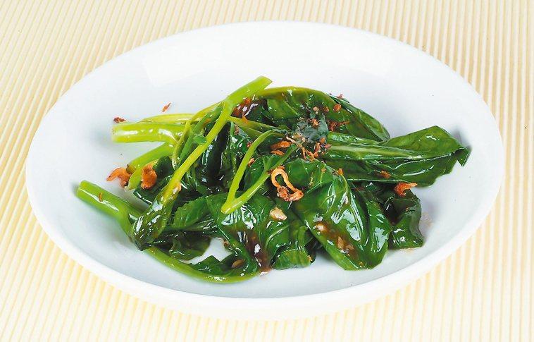 避免宅在家發胖,每餐至少要吃一道綠色蔬菜。圖/123RF