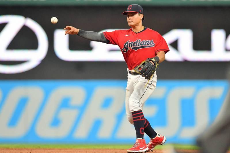 旅美印地安人隊小聯盟3A野手張育成維持好手感,今天單場4打數敲出1支二壘打、連3場出賽有長打。 法新社