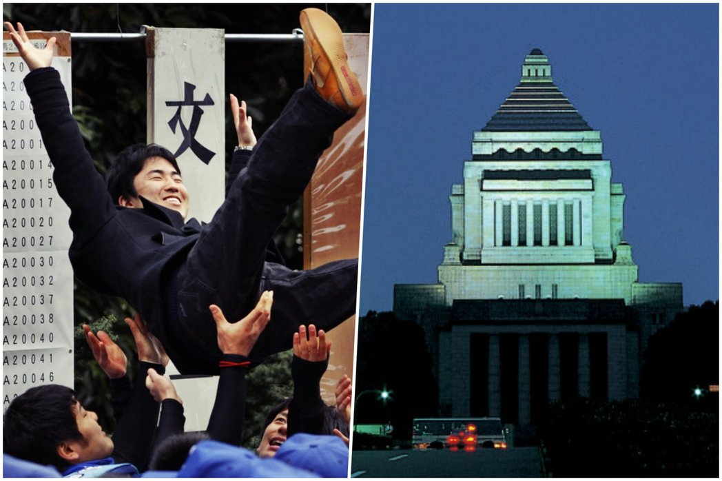 「推動國家的菁英官僚,深陷名為『暗黑霞關』的過勞修羅場...」他們擠破頭考進日本...