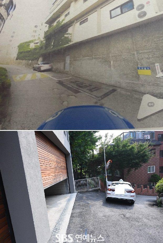 宋仲基新家施工遭當地居民投訴。圖/擷自SBS
