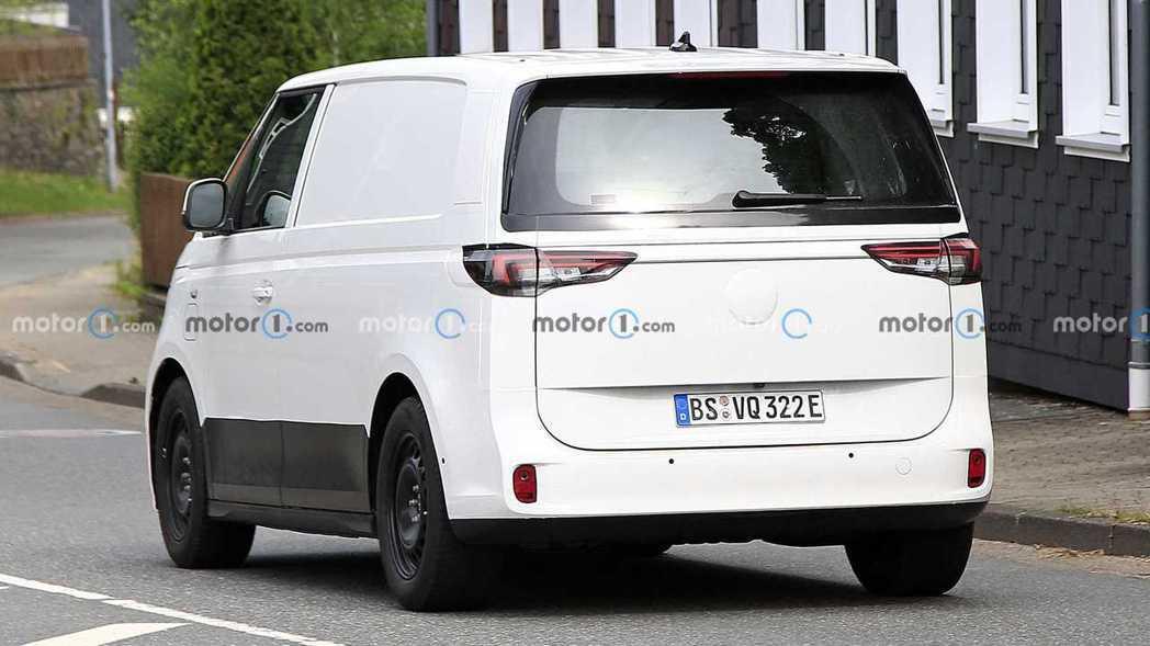 全新Volkswagen ID. BUZZ預定明年發表! 摘自Motor 1