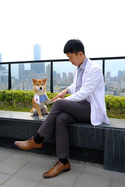 施昀廷醫師 / 中醫師、IG專欄作家。(圖片來源/本人提供)