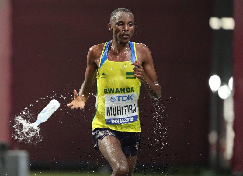 盧安達馬拉松選手穆希提拉遭禁賽。 路透