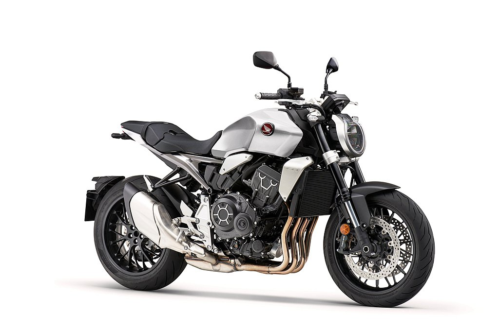 Honda Motorcycle CB1000R配置TFT全彩儀表以及Honda...