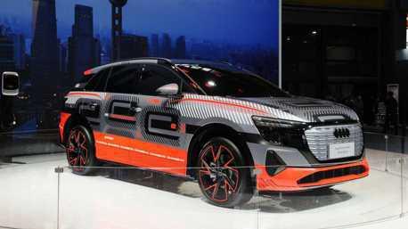 Audi再度打造純電休旅 中國市場獨家販售?
