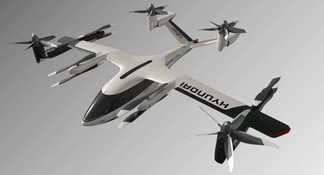 不喜歡電動車沒關係!更科幻的Hyundai飛天車要來了