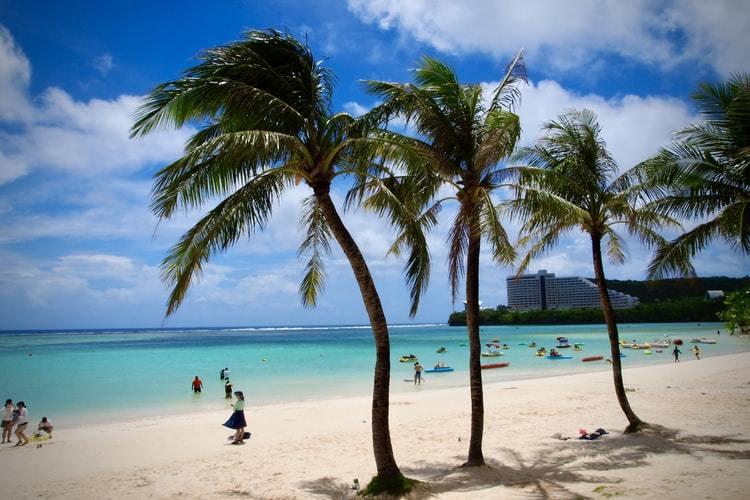 疫苗也能拚觀光?關島行程航程短、平價受關注。 圖片來源/Unsplash