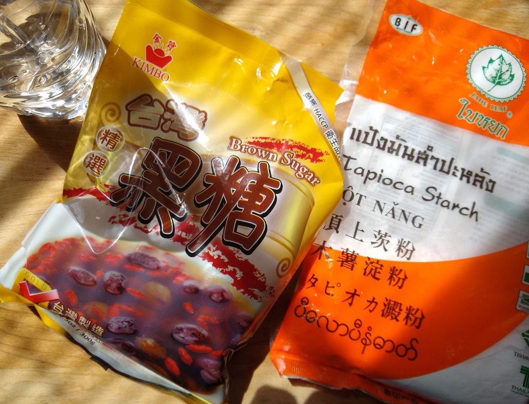 圖文:美國番媽/食譜/黑糖糕