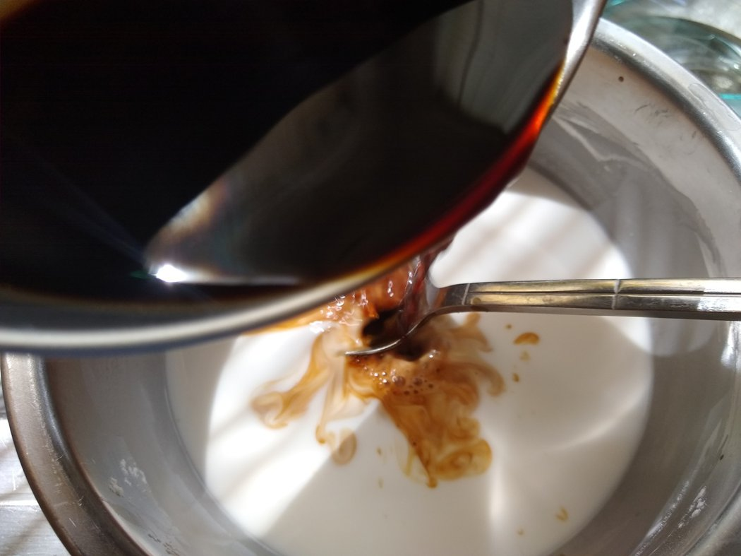 圖文:美國番媽/食譜/古早味黑糖粉粿糕