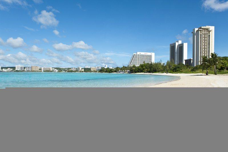 關島也推出線上電子申報表,入境零接觸。圖/關島旅遊局提供