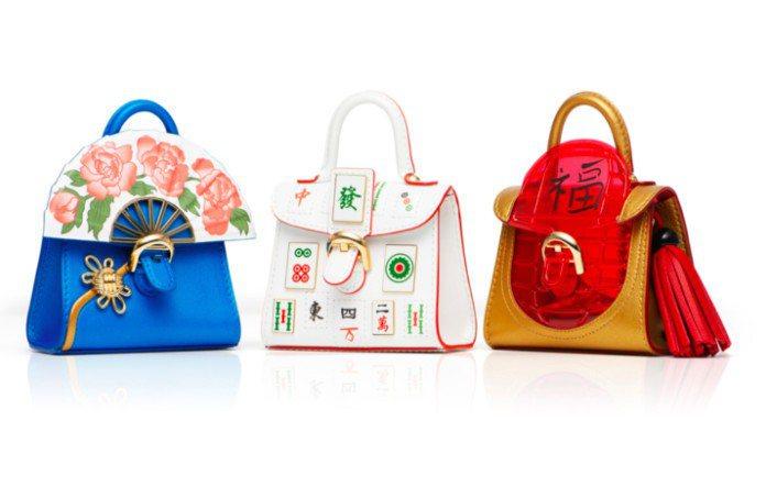中國Les Miniatures袖珍包系列在2020年引起網友瘋傳。圖/取自DE...