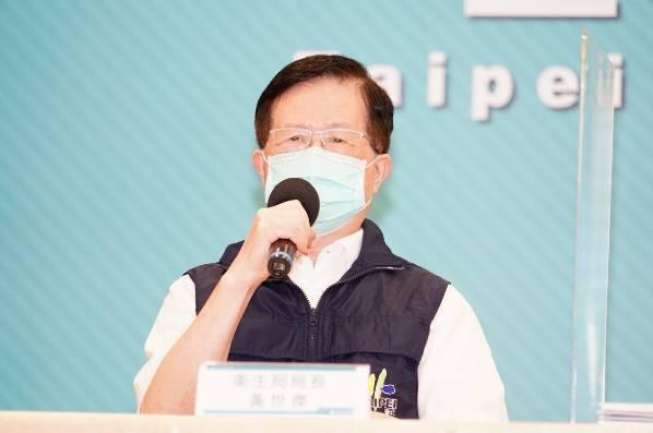 台北市衛生局長黃世傑在議會爆料自己是「被請假」。 圖/北市府提供