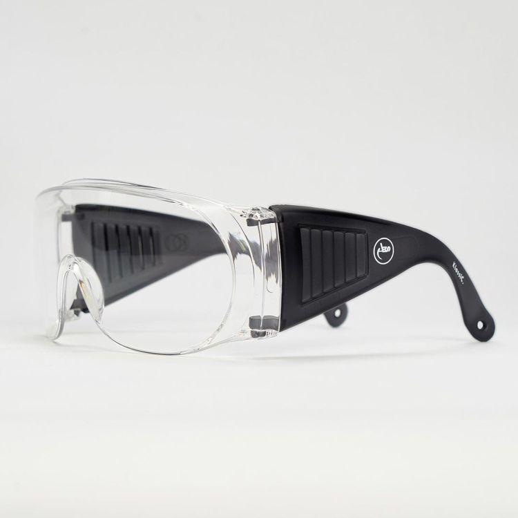 KlassiC和潮牌AES合作推出護目鏡,五副一組1,000元。圖/摘自inst...