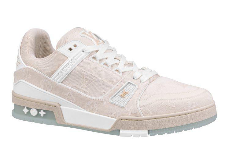 LV Trainer運動鞋,38,900元。圖/LV提供