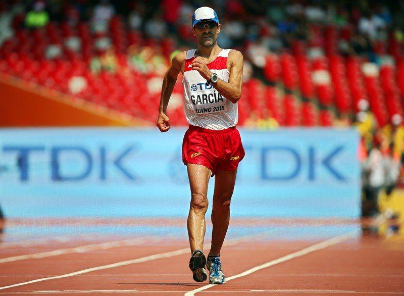 51歲的西班牙競走老將賈西亞第8度向奧運叩關,創下奧運田徑史上最多次參賽紀錄。 ...