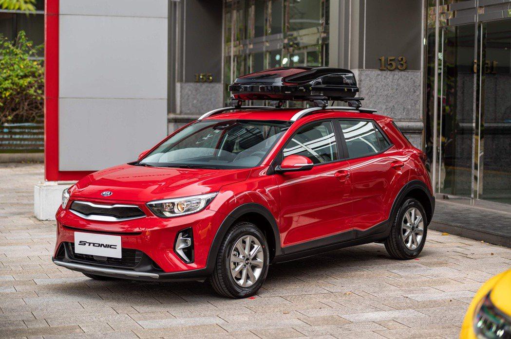 KIA進口潮旅All-new Stonic擁有傲視同級車款的主動安全科技,首年可...