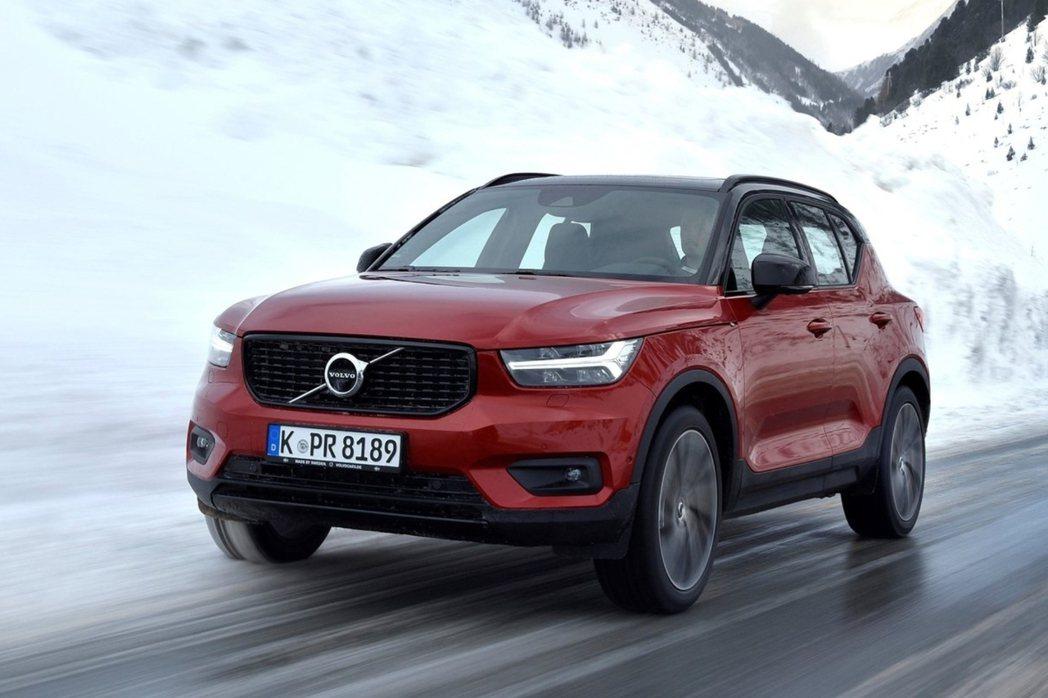 Volvo XC休旅三兄弟上半年銷量就佔了品牌總數的75.06%。 摘自Volv...