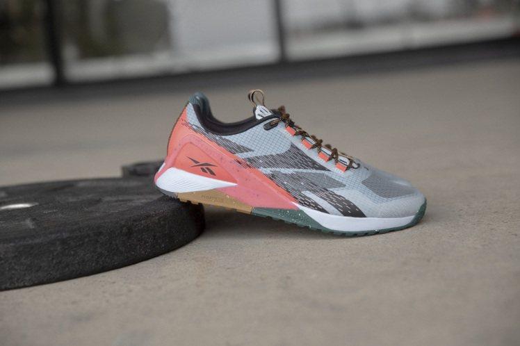 Reebok NANO X1 TR ADVENTURE訓練鞋3,950元。圖/R...