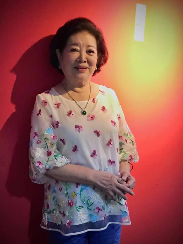 陳淑芳近日專心在家防疫,82歲生日前夕也將家人請她吃飯的錢,捐給南部果農,也算盡...