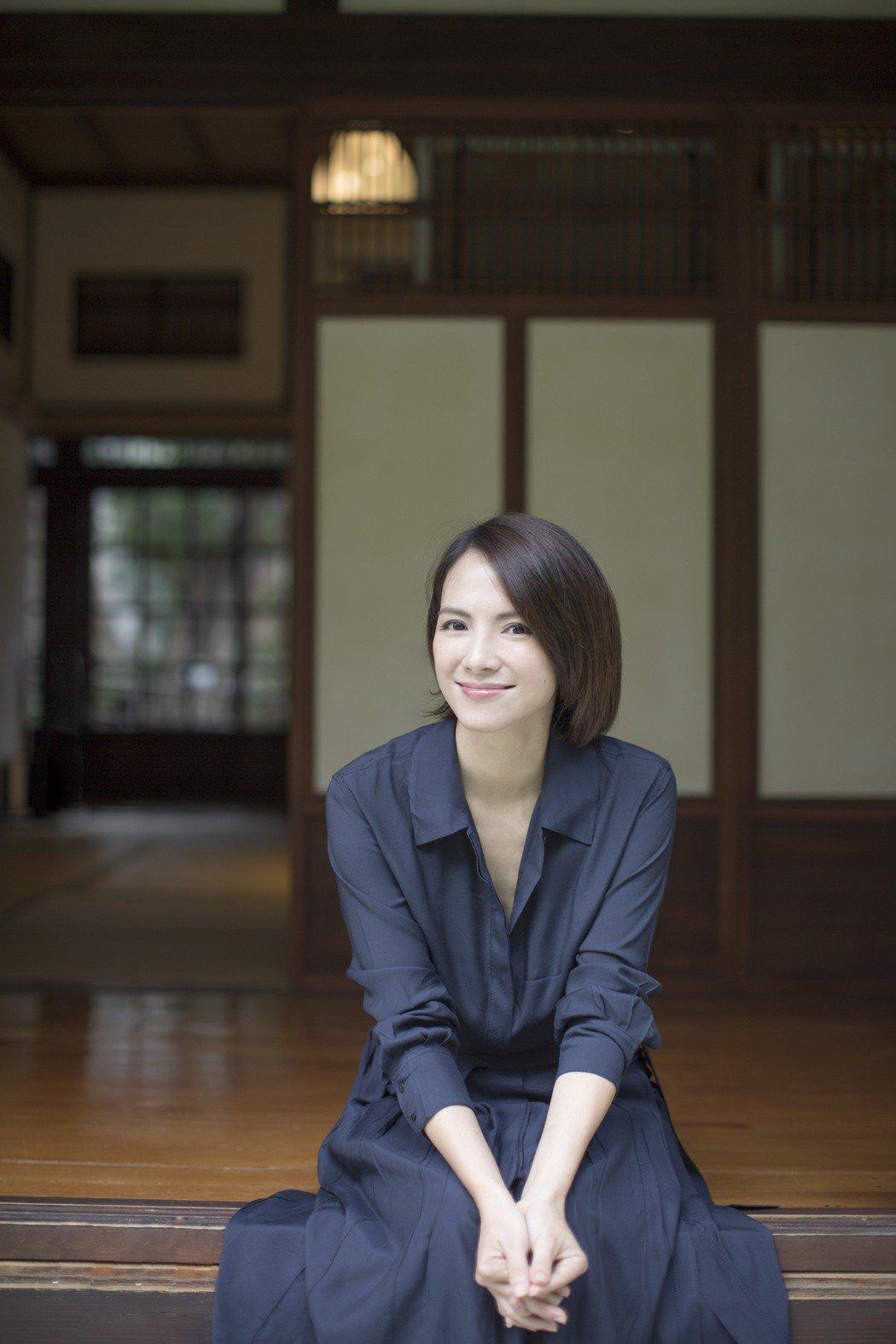李心潔在台灣成名,多年以來一直對台灣充滿感情。圖/甲上娛樂提供