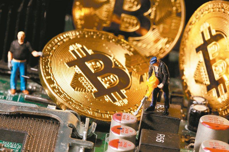 虛擬貨幣市場在多國政府介入下,致使過去兩個月內價格驟跌,成為影響第3季graphics DRAM市場逐漸走弱的關鍵原因。(路透)