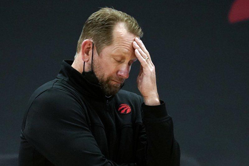 加拿大國家男籃隊教頭諾斯。 美聯社