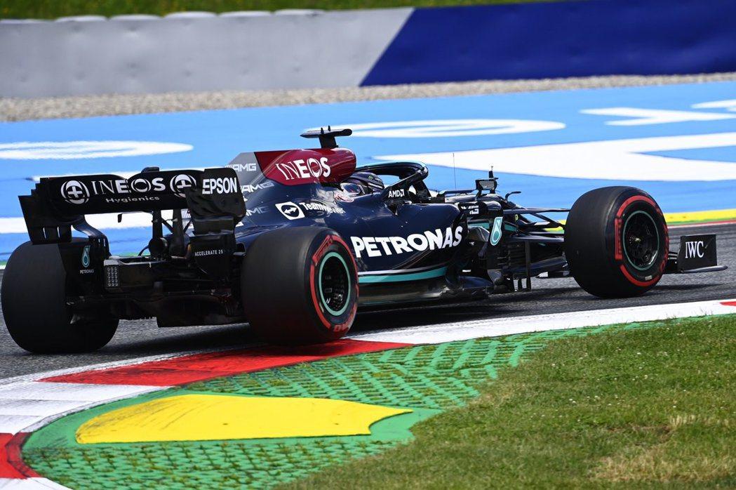 Mercedes-AMG今年在F1的霸業受到挑戰。 摘自Mercedes-AMG...