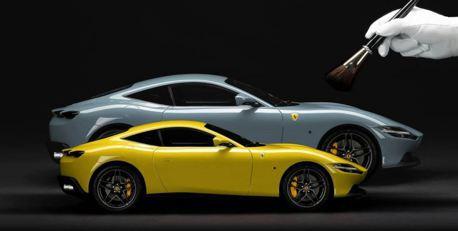 大車小車一起買!Ferrari車主在買車時又多了一格選配可以勾囉
