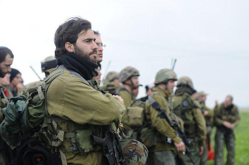以巴近日又爆發數起衝突,不過目前尚未擴大。(Photo by Israel Defense Forces on Wikimedia under CC 2.0)