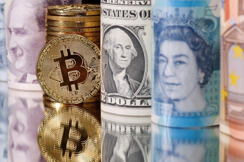 國際間目前已有八成六央行投入數位貨幣研究。路透