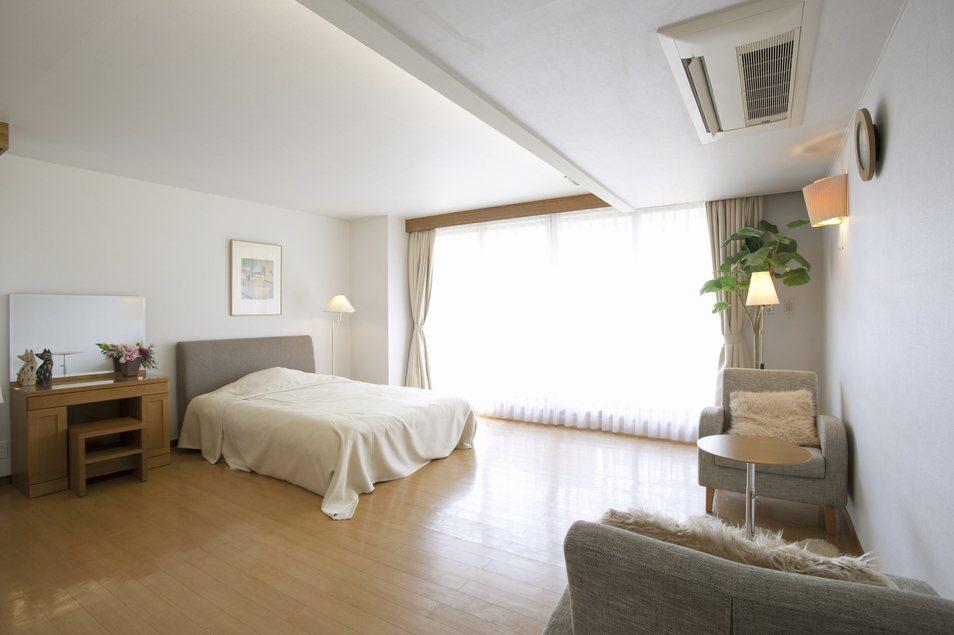 房客退租後,房東都希望能收回整潔的房子。示意圖。圖/ingimage