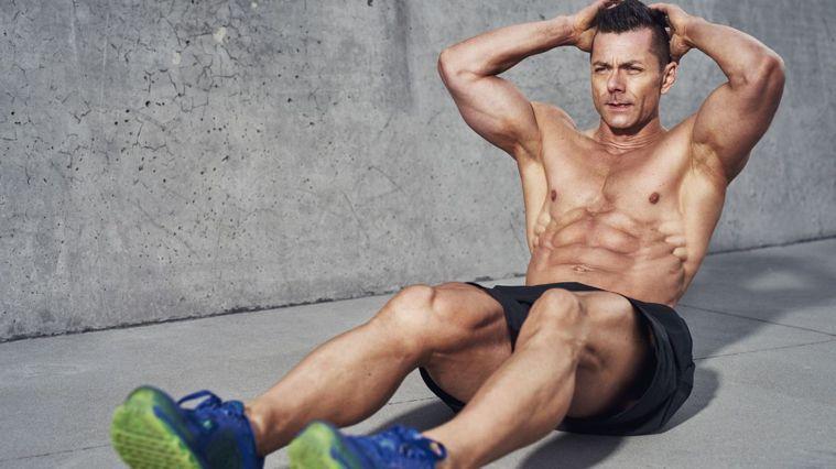 影片中9個動作不只訓練完整腹肌,還能燃脂。圖/Canva